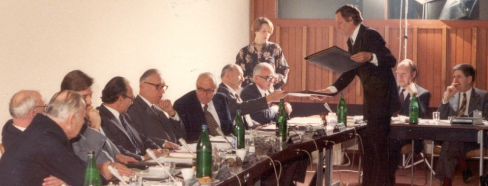 1978 signing IIB agreement