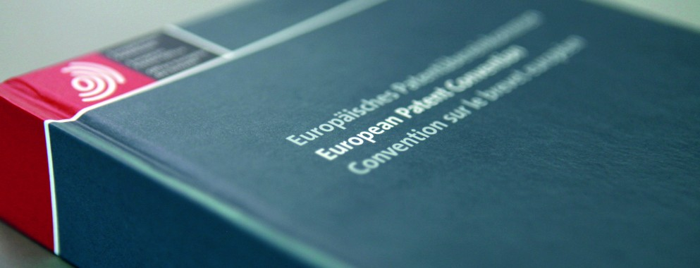 2007 EPC 2000 revisions enter into force