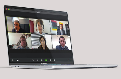 Oppostion by videoconference